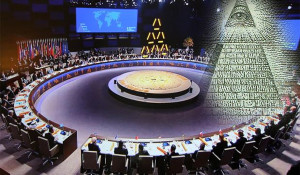 World-Leaders-Wear-Bizarre-Illuminati-Pyramid-at-Nuclear-Summit